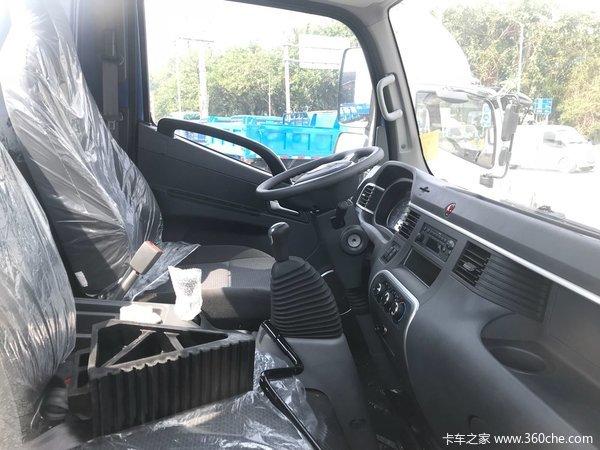 直降1.0万元深圳骏铃V6载货车促销中