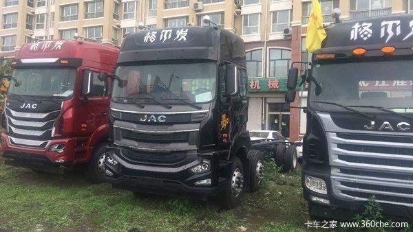 直降1.0万元哈尔滨格尔发A5载货车促销