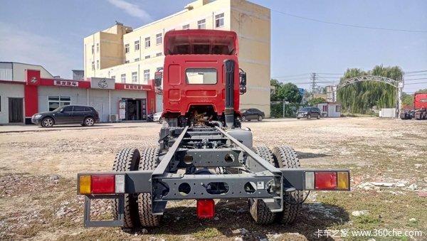 仅售15万元南阳新乘龙M3载货车促销中