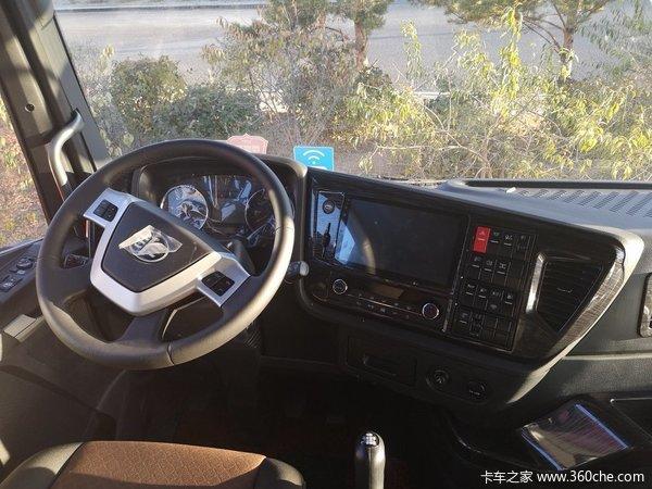 直降0.8万元乌兰察布JH6牵引车促销中