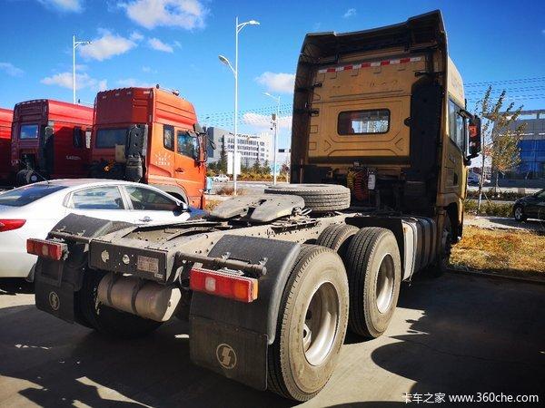 直降0.3万元乌兰察布X3000牵引车促销中