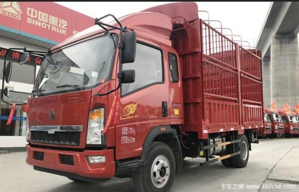 南充市润生车业悍将载货车成功交付客户