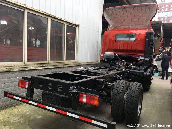 让利促销成都统帅载货车现售12.4万元