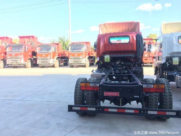 全能卡车首付1万多元大运汽车开回家