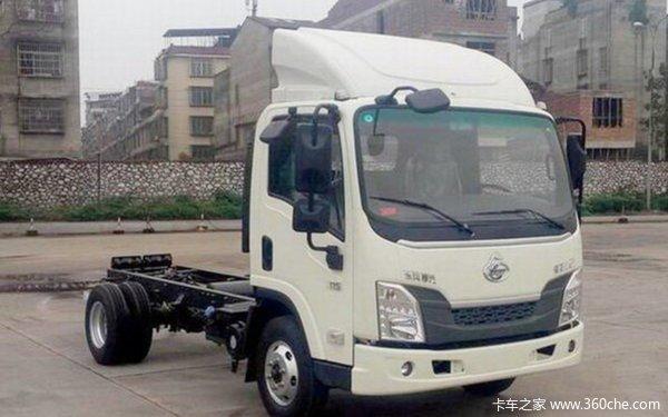 绵阳勇成汽贸乘龙L3载货车成功交付客户