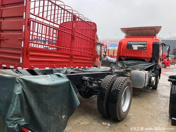 冲刺销量重庆G5X载货车仅售16.5万元