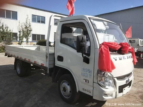 直降0.2万元大同小福星S载货车促销中