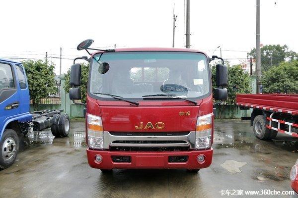 新车促销海口帅铃H载货车优惠10000元