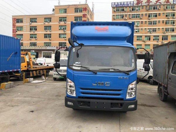 让利促销深圳卓越凯运载货车现售11万