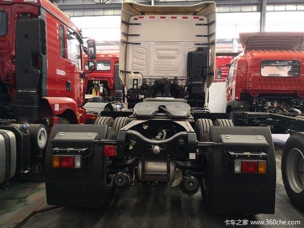 直降3.5万重庆五十铃巨咖牵引车促销中