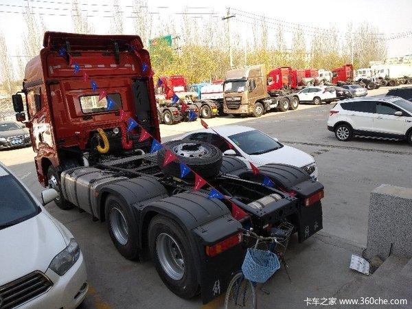 新车到店包头JH6牵引车仅售31.2万元