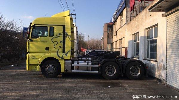 直降1.5万黑龙江SITRAKC7H牵引车促销