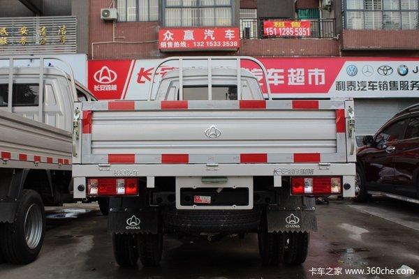 仅售4.23万东莞新豹MINI双排货车促销
