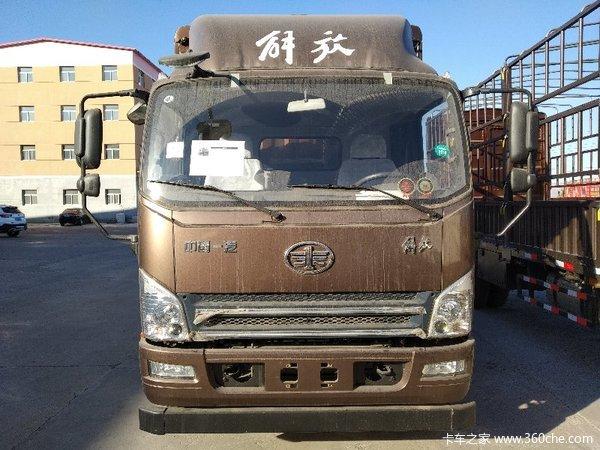 新车到店张家口虎V载货车仅售13.6万元