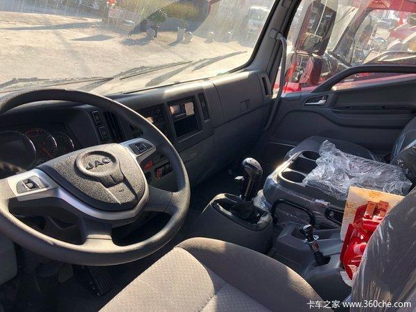 新车促销贵阳帅铃载货车现售15.88万元