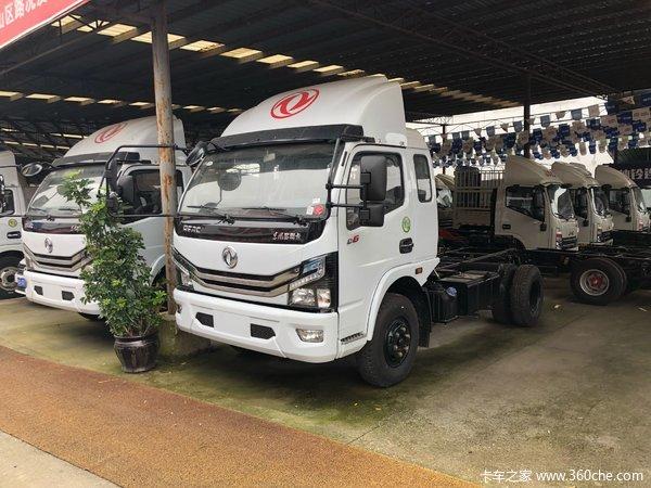 新车促销贵阳多利卡载货车现售11.58万