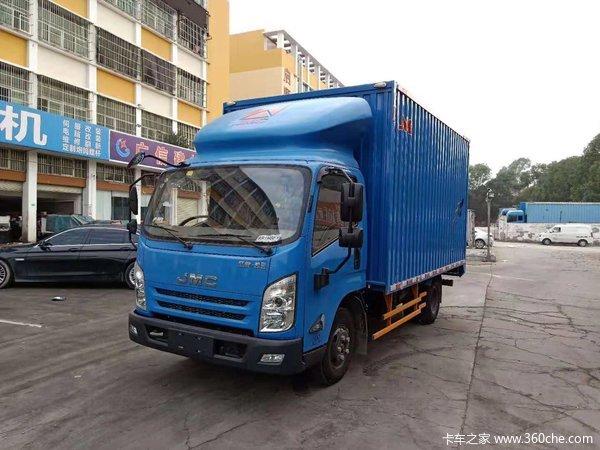 仅售10万深圳凯运升级版载货车促销中