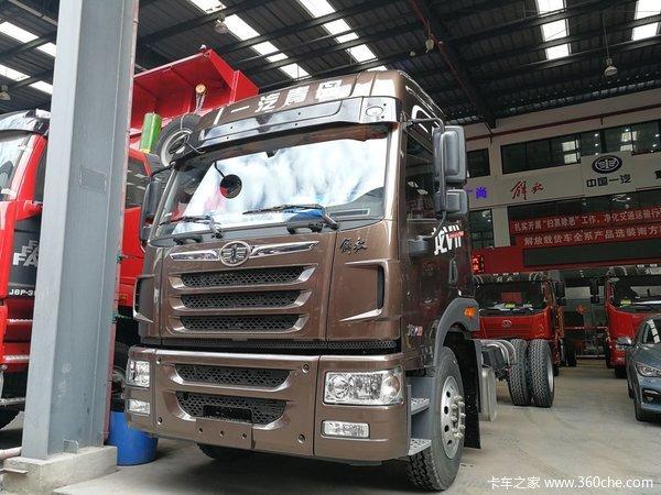 让利促销重庆龙VH载货车现售16.8万元