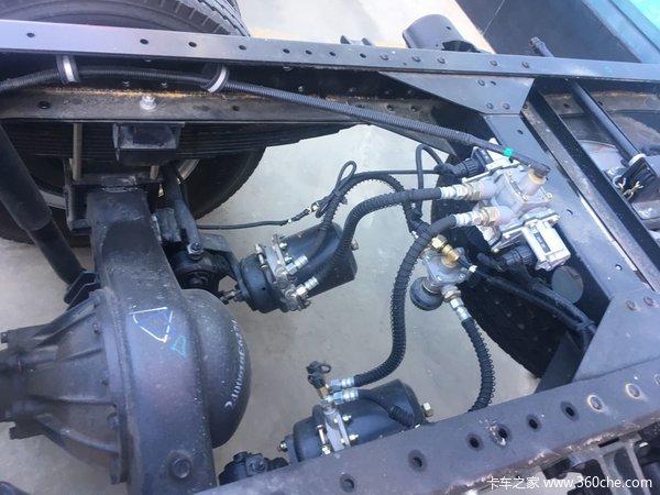 江淮骏铃V6156马力包牌只售14.28万元