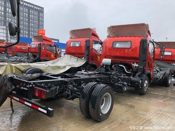 冲刺销量重庆悍将载货车仅售9.38万元