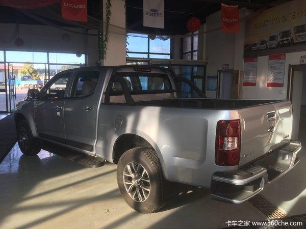 新车促销长春达咖TAGA皮卡现售9.58万