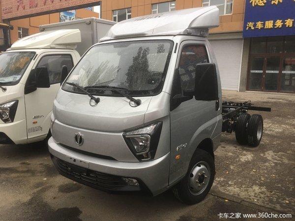 新车促销吉林缔途DX载货车现售6.4万元
