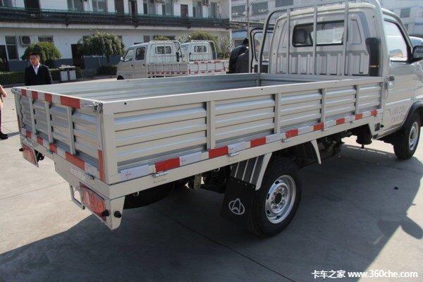 直降0.2万元忻州神骐T20载货车促销中