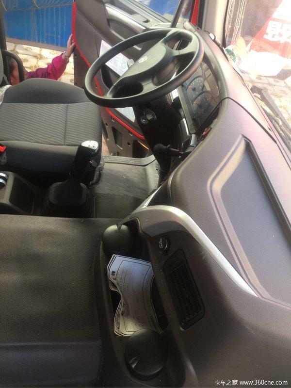 促销一口价乘龙H7自卸车仅售36.8万元