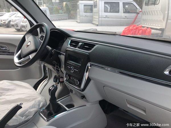 冲刺销量深圳海狮X30L微面仅售4.78万