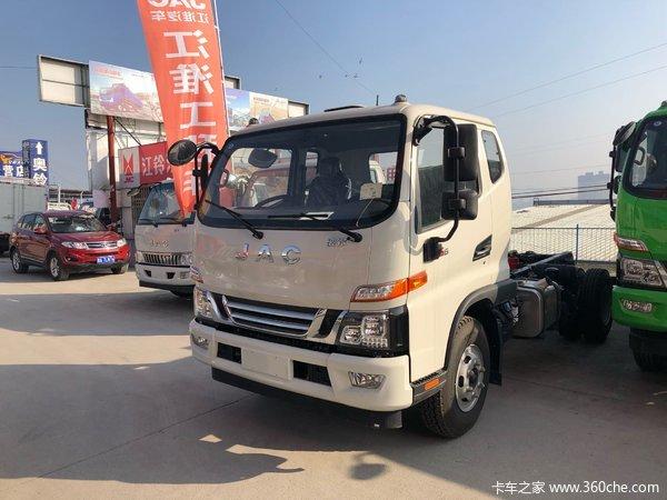 新车促销贵阳骏铃G自卸车现售10.98万