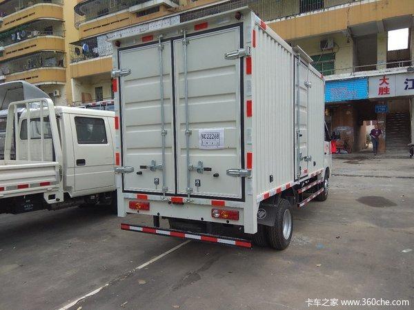 冲刺销量深圳祥菱M载货车仅售6.1万元