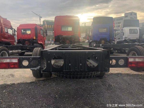 直降1.0万元深圳格尔发K5载货车促销中