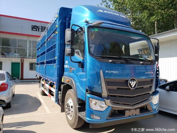直降1.5万元潍坊欧马可S5载货车促销中