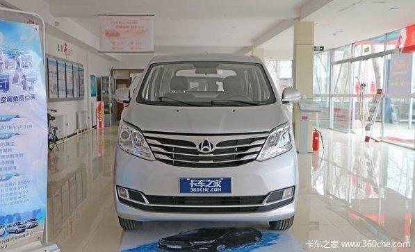直降0.2万忻州睿行S50V封闭货车促销中