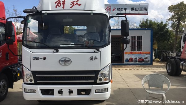 新车到店保山虎V载货车仅售10.58万元