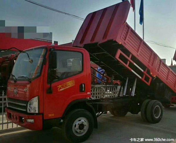 回馈用户阳泉虎V自卸车钜惠0.3万元