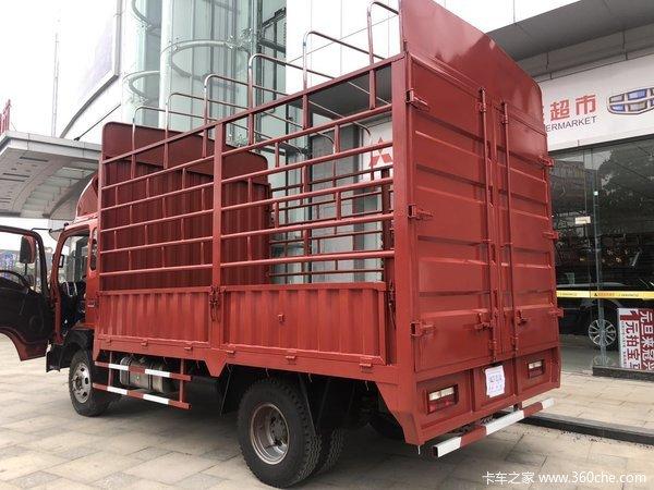 特价促销阳江重汽王牌轻卡现售8.36万