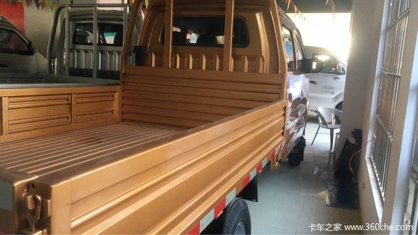 冲刺销量大理王牌W1载货车仅售4.68万元