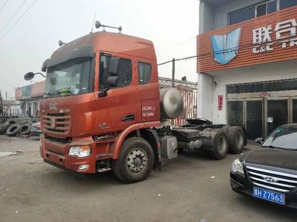直降1.5万元 忻州联合U系牵引车促销中