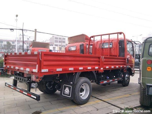 新车优惠襄阳悍将载货车仅7.98万元起