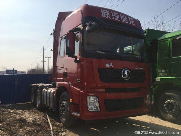 新车促销淮安江冠X3000牵引车售34.5万