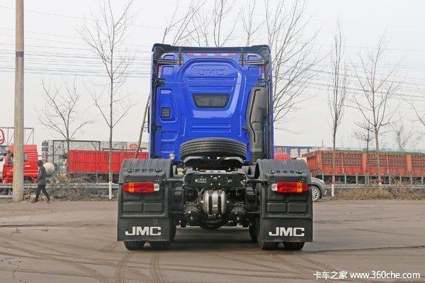 新车促销湛江威龙HV5牵引车售40.68万