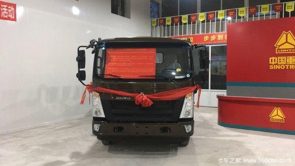 直降1.0万元哈尔滨统帅载货车促销中