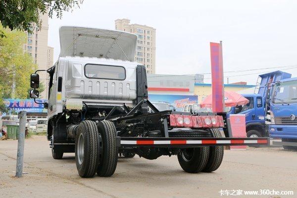 仅售13.99万海口欧马可S3载货车促销中