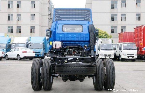 深圳骏铃V6载货车迎新春让利1.08万元