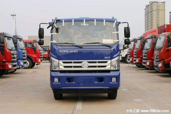 新车促销湛江时代金刚车身售9.94万起