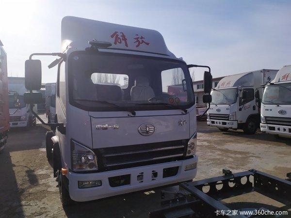 新车优惠包头虎VH载货车仅售9.98万元
