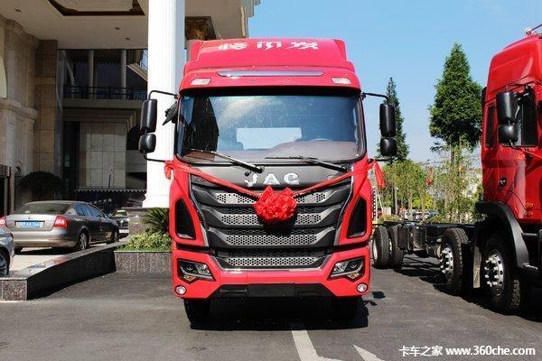 仅售26.78万起茂名格尔发K5载货车促销