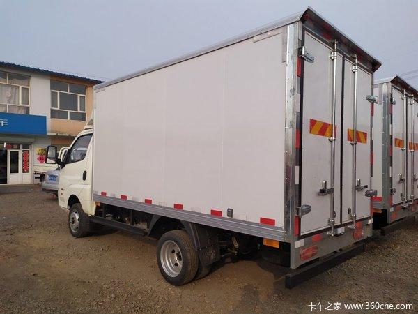 直降0.8万元张家口缔途GX载货车促销中