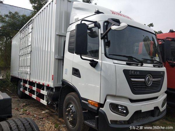 冲刺销量东风天锦载货车仅售18.3万元